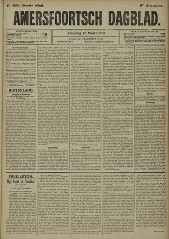 Amersfoortsch Dagblad 1910-03-12