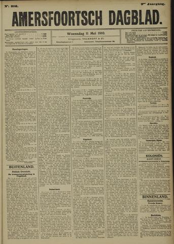 Amersfoortsch Dagblad 1910-05-11