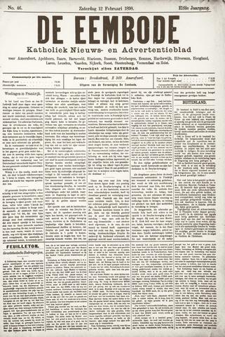 De Eembode 1898-02-12