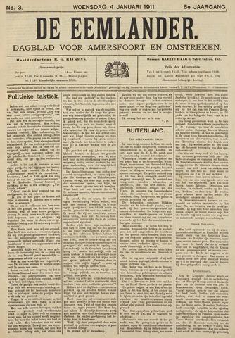 De Eemlander 1911-01-04
