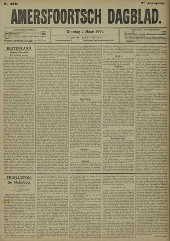 Amersfoortsch Dagblad 1909-03-02