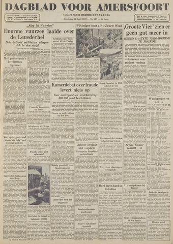 Dagblad voor Amersfoort 1947-04-24
