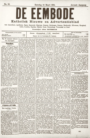 De Eembode 1894-03-24