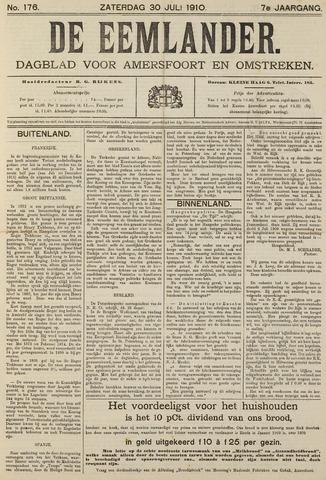 De Eemlander 1910-07-30