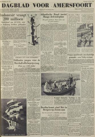 Dagblad voor Amersfoort 1950-05-16
