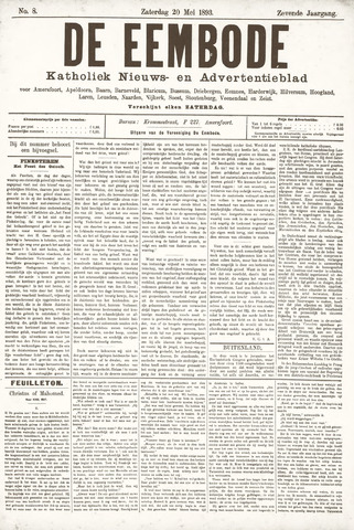 De Eembode 1893-05-20