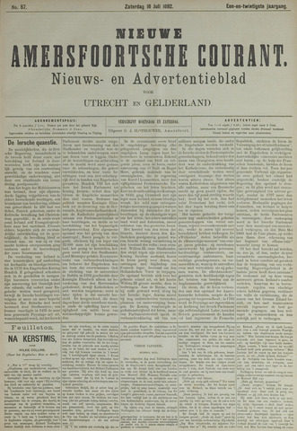 Nieuwe Amersfoortsche Courant 1892-07-16