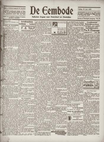 De Eembode 1933-06-23