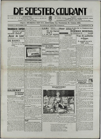 Soester Courant 1939-09-08