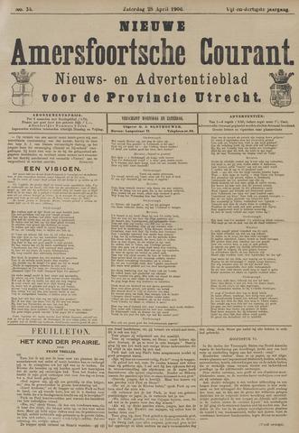 Nieuwe Amersfoortsche Courant 1906-04-28