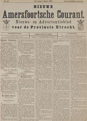 Nieuwe Amersfoortsche Courant 1897-03-03