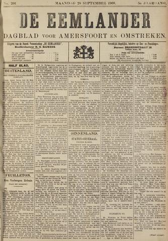 De Eemlander 1908-09-28