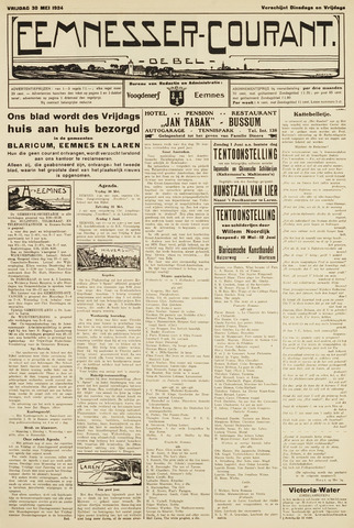 Eemnesser Courant 1924-05-30