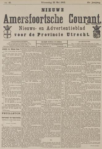 Nieuwe Amersfoortsche Courant 1912-05-22