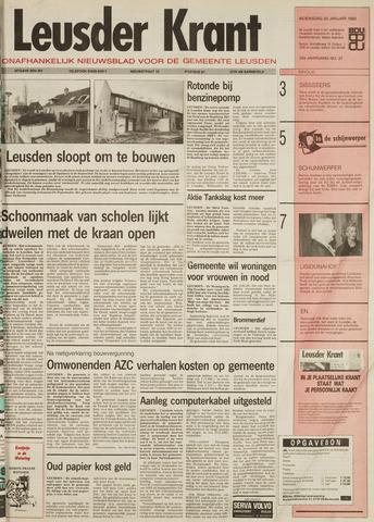 Leusder Krant 1993-01-20
