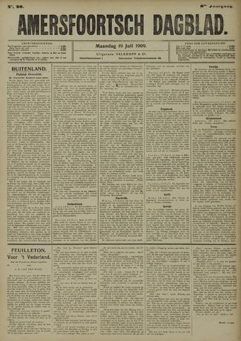 Amersfoortsch Dagblad 1909-07-19