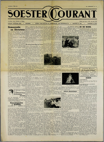 Soester Courant 1954-05-04