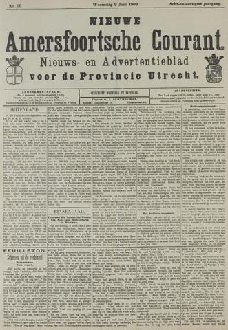 Nieuwe Amersfoortsche Courant 1909-06-09