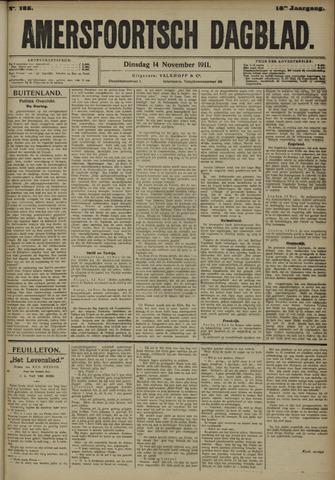 Amersfoortsch Dagblad 1911-11-14