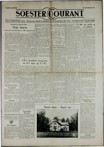 Soester Courant 1966-07-05