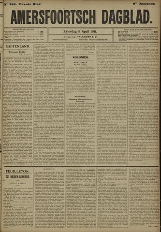 Amersfoortsch Dagblad 1911-04-08