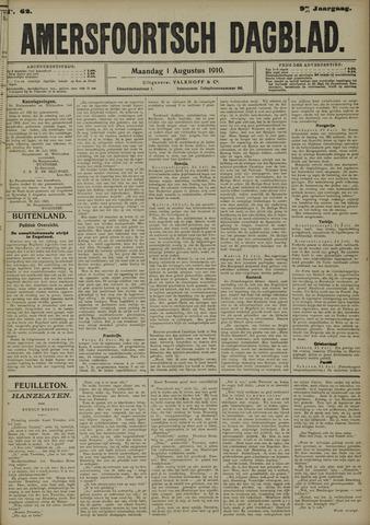 Amersfoortsch Dagblad 1910-08-01