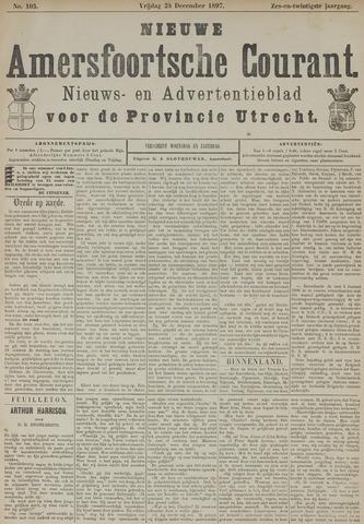 Nieuwe Amersfoortsche Courant 1897-12-24