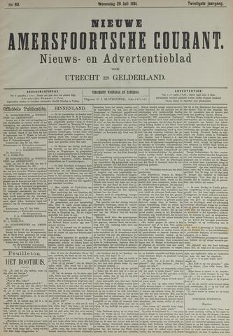 Nieuwe Amersfoortsche Courant 1891-07-29