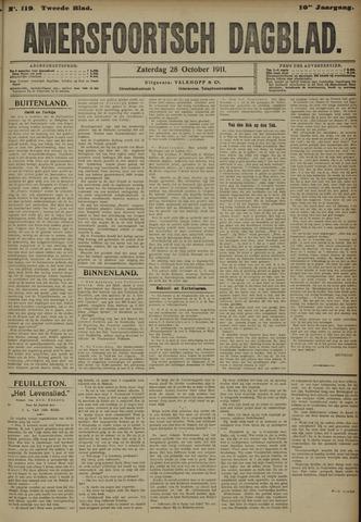Amersfoortsch Dagblad 1911-10-28
