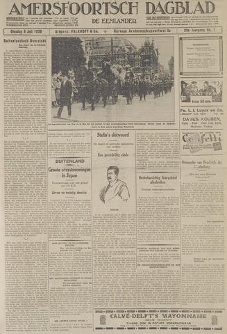 Amersfoortsch Dagblad / De Eemlander 1930-07-08