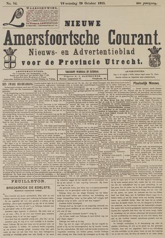 Nieuwe Amersfoortsche Courant 1915-10-20