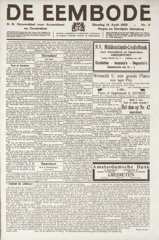 De Eembode 1925-04-14