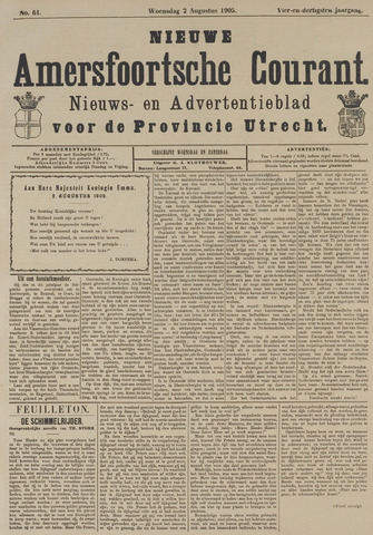 Nieuwe Amersfoortsche Courant 1905-08-02