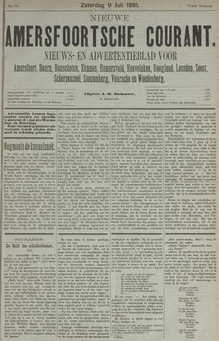 Nieuwe Amersfoortsche Courant 1881-07-09