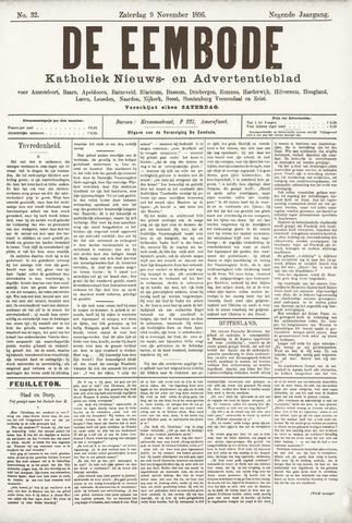 De Eembode 1895-11-09