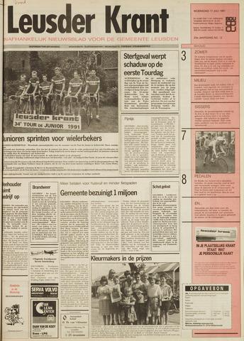 Leusder Krant 1991-07-17