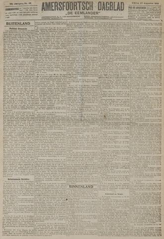 Amersfoortsch Dagblad / De Eemlander 1919-08-22