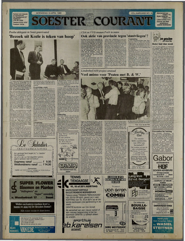 Soester Courant 1989-04-19