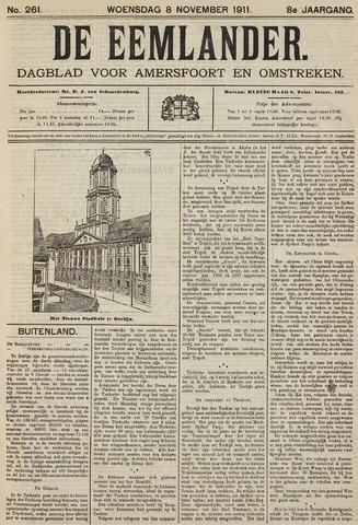 De Eemlander 1911-11-08