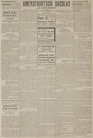 Amersfoortsch Dagblad / De Eemlander 1926-01-29