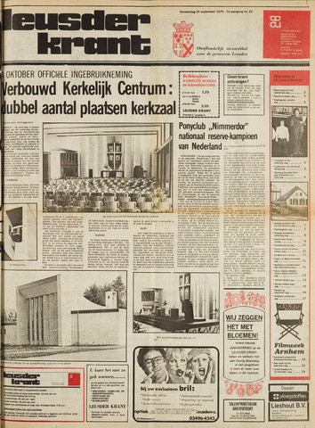 Leusder Krant 1975-09-25