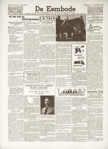 De Eembode 1939-08-04
