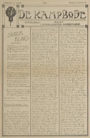 De Kampbode 1917-12-09