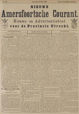 Nieuwe Amersfoortsche Courant 1899-05-20