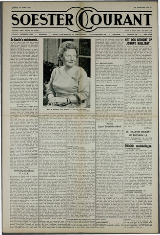 Soester Courant 1963-04-26