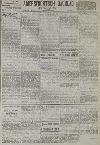 Amersfoortsch Dagblad / De Eemlander 1921-02-04