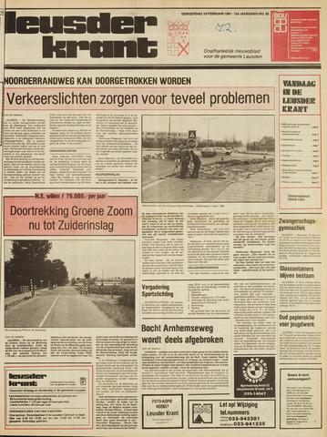 Leusder Krant 1981-02-19
