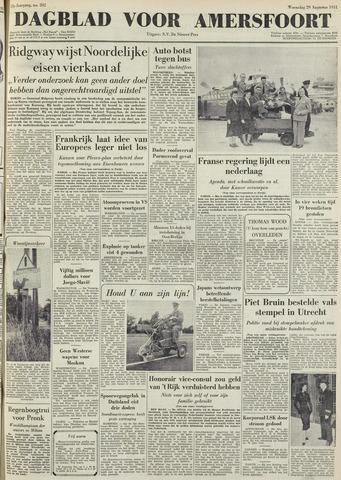 Dagblad voor Amersfoort 1951-08-29