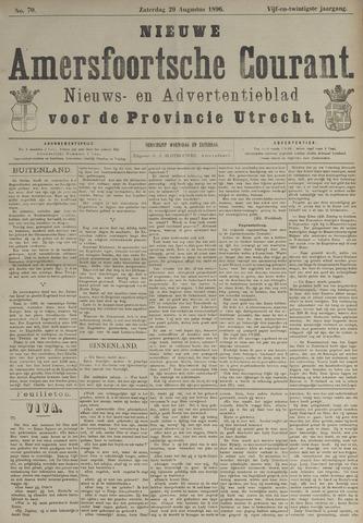 Nieuwe Amersfoortsche Courant 1896-08-29