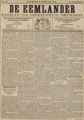 De Eemlander 1909-02-20